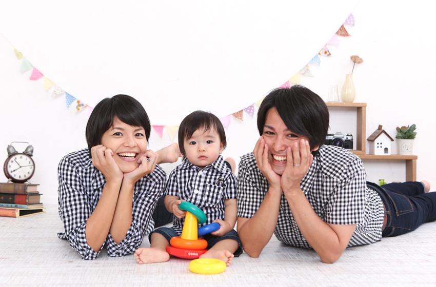 のんちゃん家族